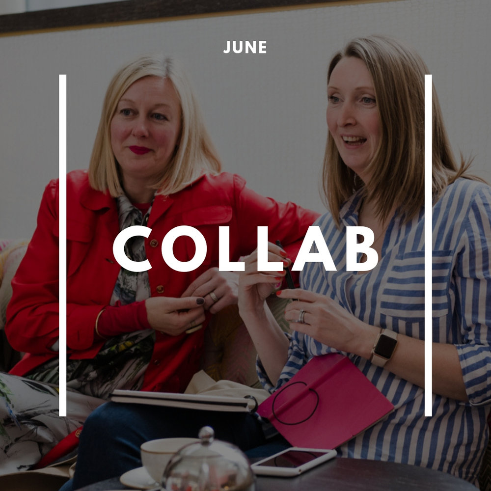 stronger together - June's Circle will explore collaboration and how you can work with your peers, influencers and B2B stakeholders to achieve your 160-day vision.