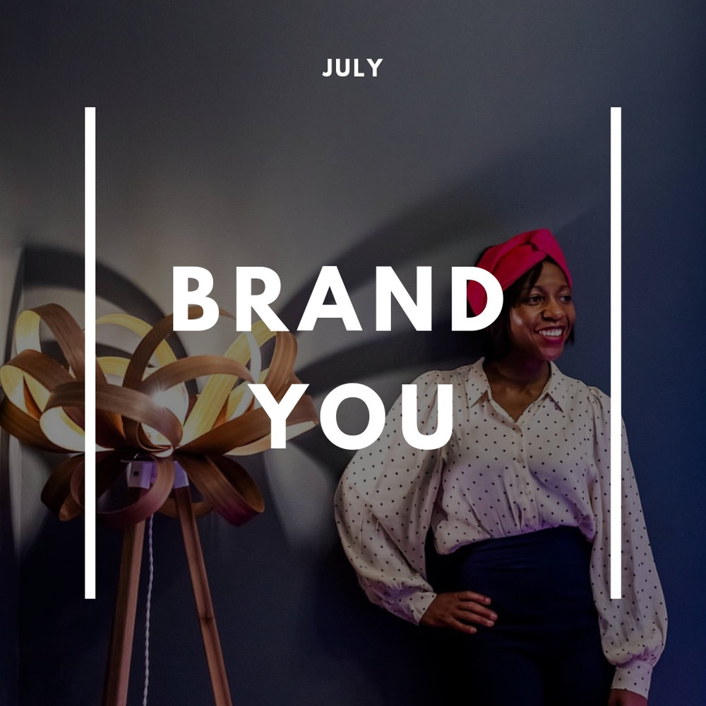 come as you are - Your personal brand should show the world who you are, while taking into account the audience that you are trying to reach.