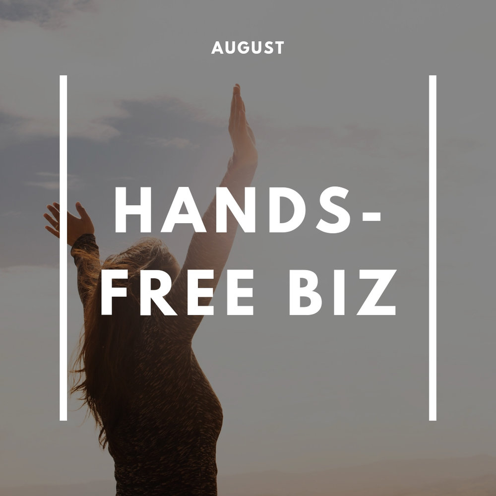 automation for scale - August's Circle explores the concept of automation and systems and how this relates to your vision of your business model and scale.