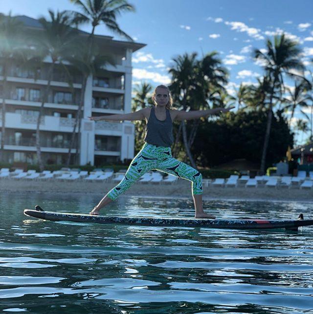 """You cannot do yoga. Yoga is your natural state. What you can do are yoga exercises, which may reveal to you where you are resisting your natural state."" -Sharon Gannon 📷: @pulcino_photography * * * * * * * #femmetravel #sheisnotlost #petitejoys #darlingescapes #pursuepretty #wanderfolk #passionpassport #lifewelltraveled #howihue #acolorstory #traveler #momandbaby #travel #love #gratitude #beach #balance #ocean #yoga #lifeinbalance #yogi #yogisofinstagram #paddleboardyoga #hawaii #exploretocreate #mantra #mondaymantra"