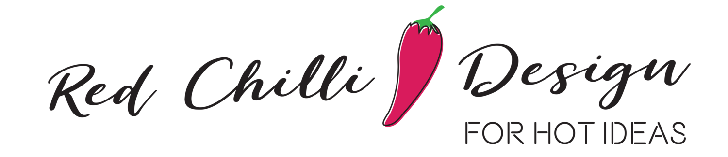 Red Chilli Design… for hot ideas