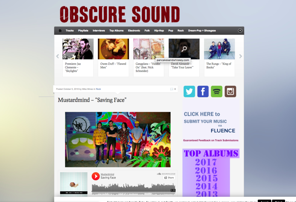 10.5.2018 Obscure Sound