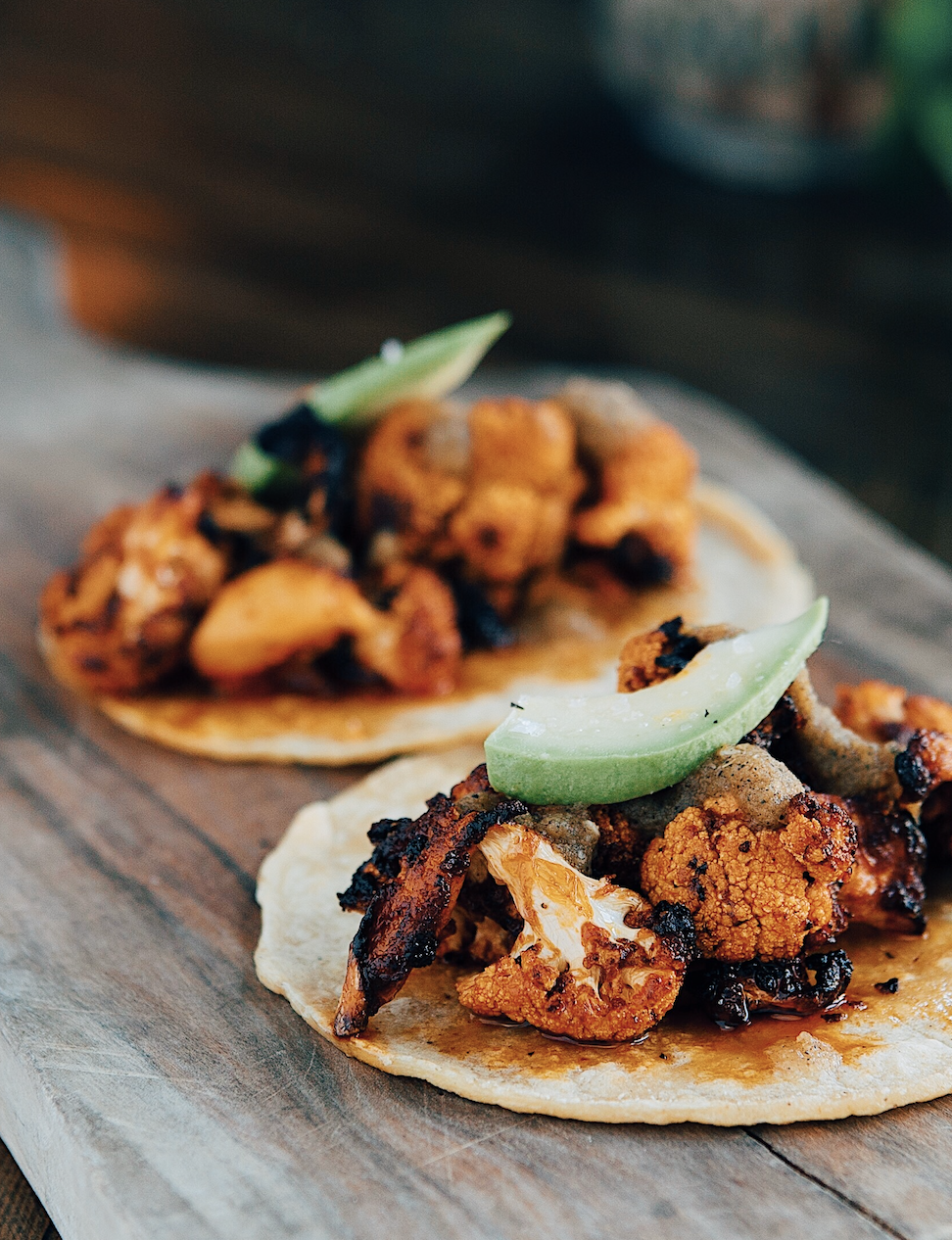 Cauliflower Al Pastor