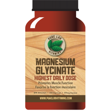 Pure Labs - Magnesium Glycinate