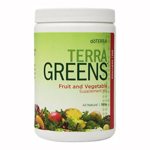 DoTERRA Greens Powder