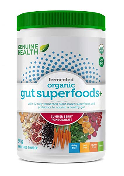 GH Fermented Gut Superfoods