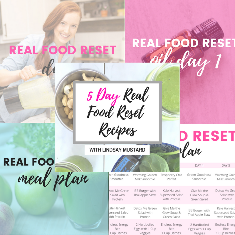 Real Food Reset