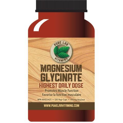 Pure Labs Magnesium Glycinate
