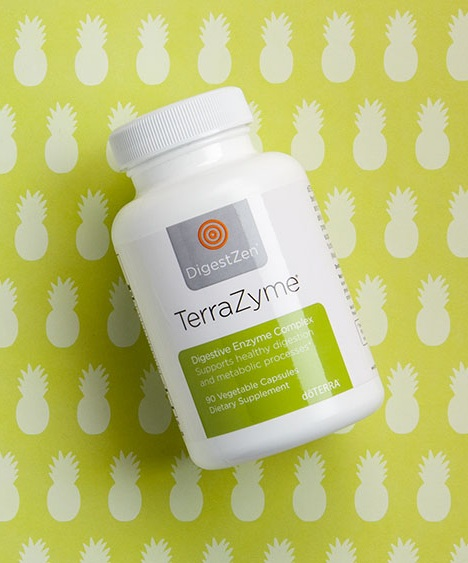 doTERRA Terrazyme Digestive Enzyme