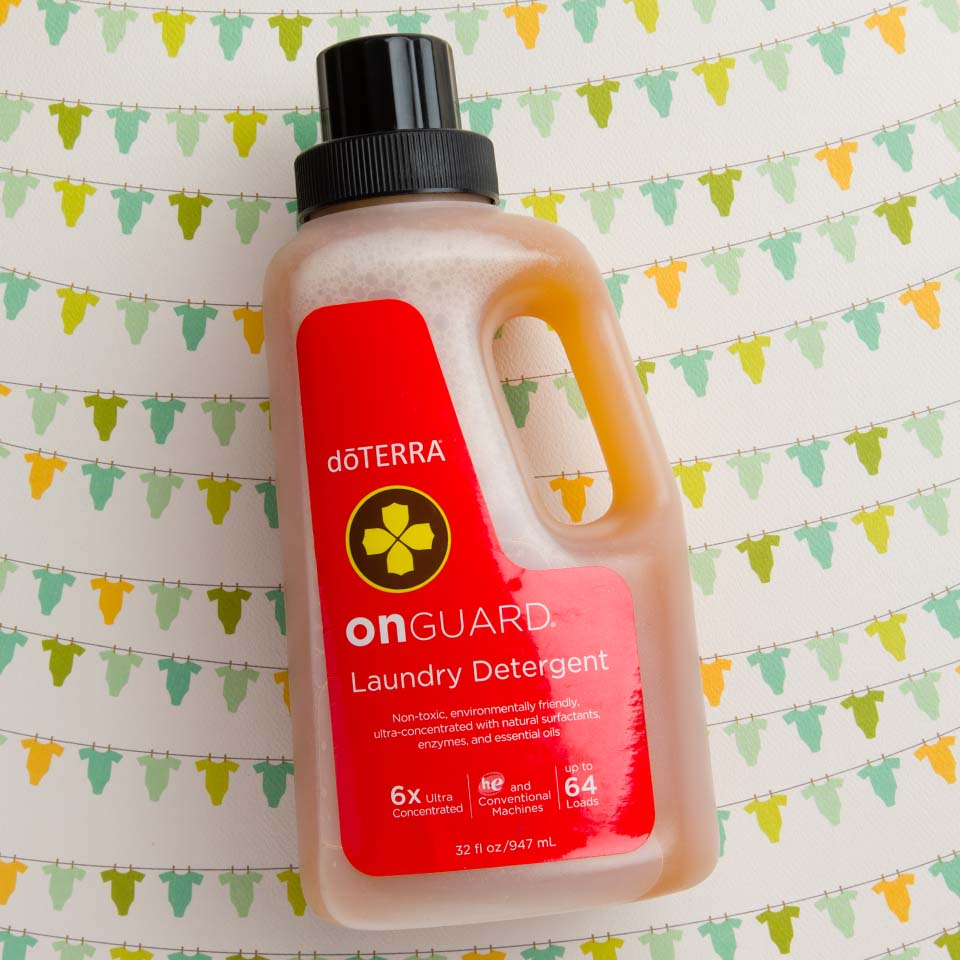 doTERRA OnGuard Laundry Detergent