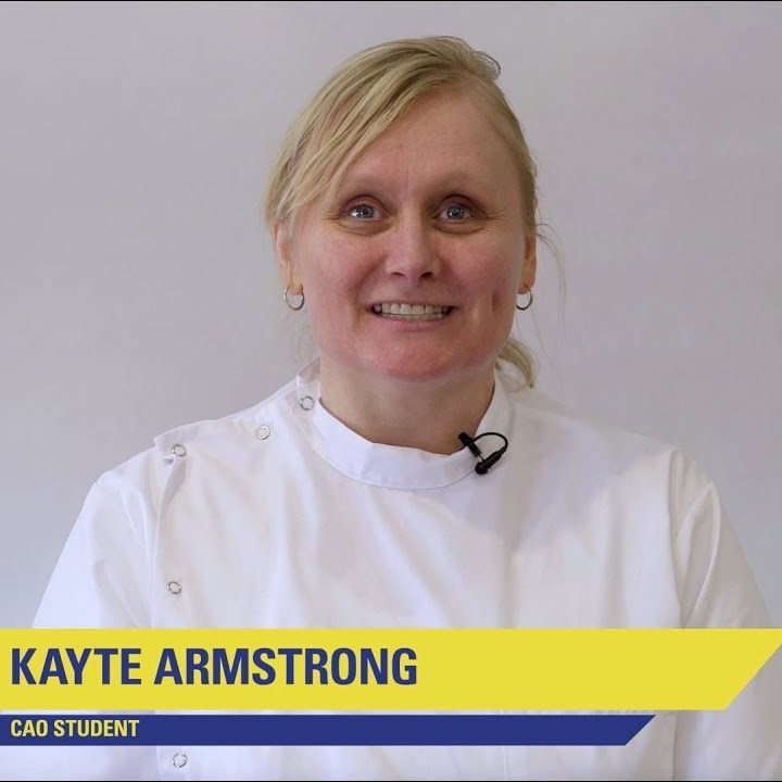 Kayte Armstrong M.OMSc Barrie, Ontario -