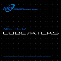 NICTER CUBE/ATLAS