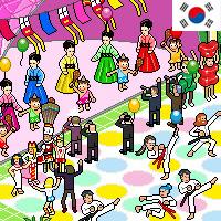 UNIQLO LUCKY CARNIVAL in KOREA 2012