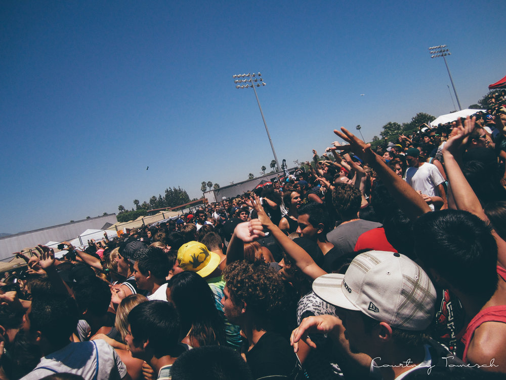 ADTR's Crowd