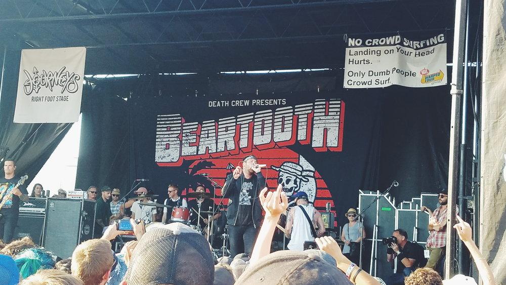 Bearthooth