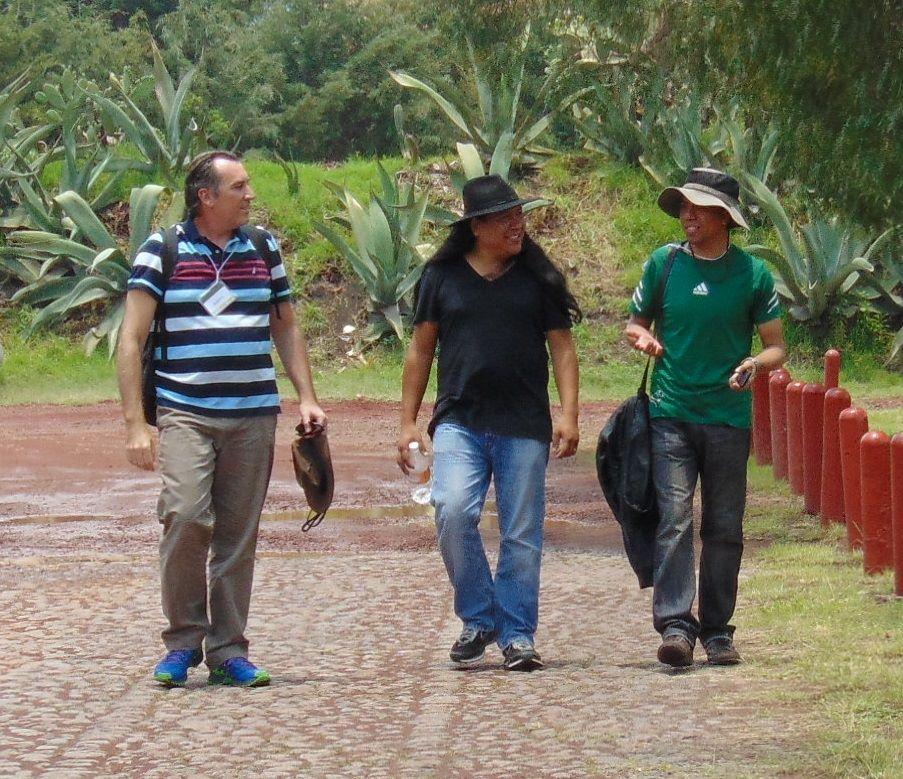 Jose, Gustavo, Alexis Teo