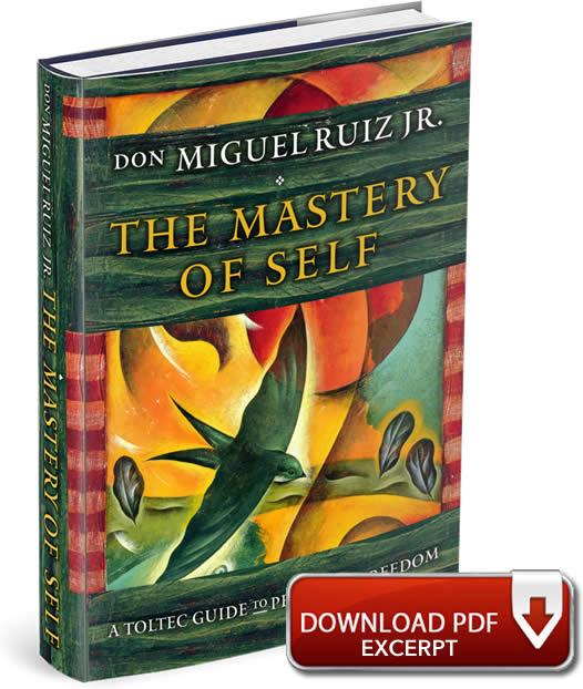 dMRJR Mastery of Self