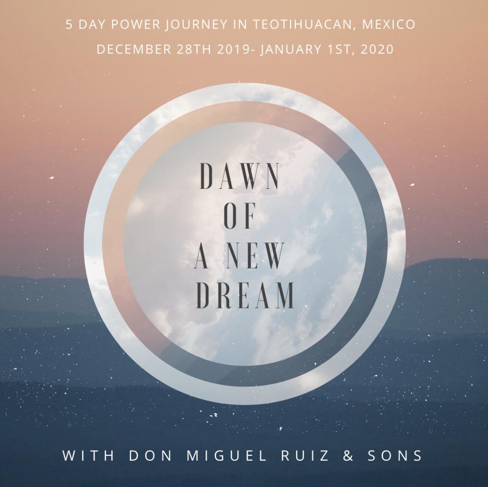 Events, Workshops, Retreats — don Miguel Ruiz