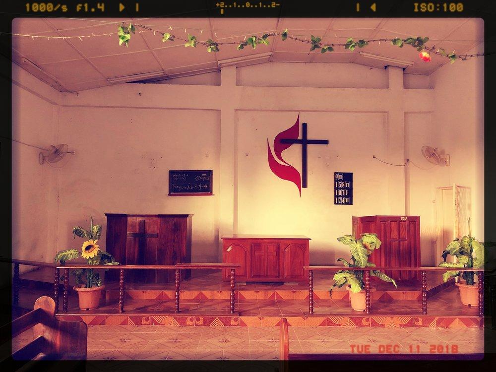 "photo credit: ""Gira Sol"" by Rev. Alex da Silva Souto, Beira, Moçambique."