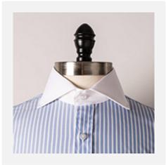 Deep Cutaway Collar