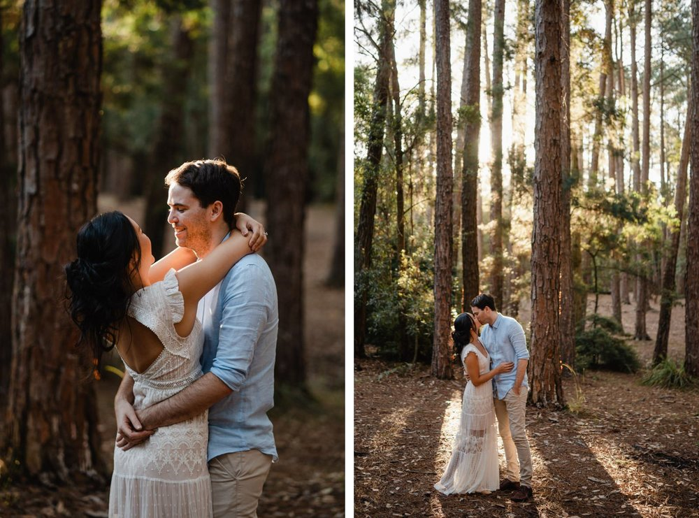 Watagans Pine Forest Engagement Shoot Hunter Valley 02
