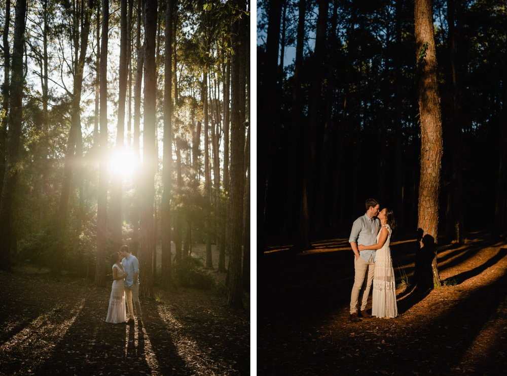 Watagans Pine Forest Engagement Shoot Hunter Valley 06