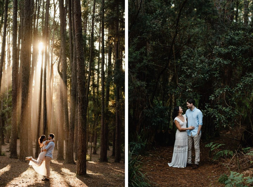 Watagans Pine Forest Engagement Shoot Hunter Valley 09