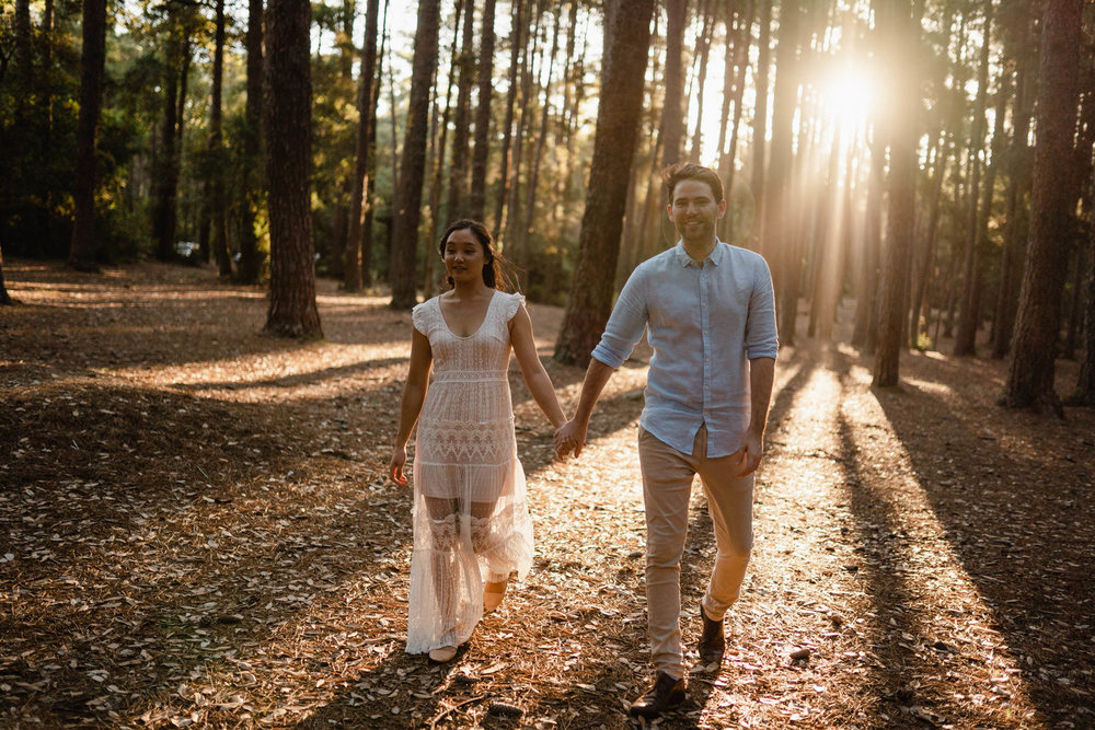 Watagans Pine Forest Engagement Shoot Hunter Valley 15