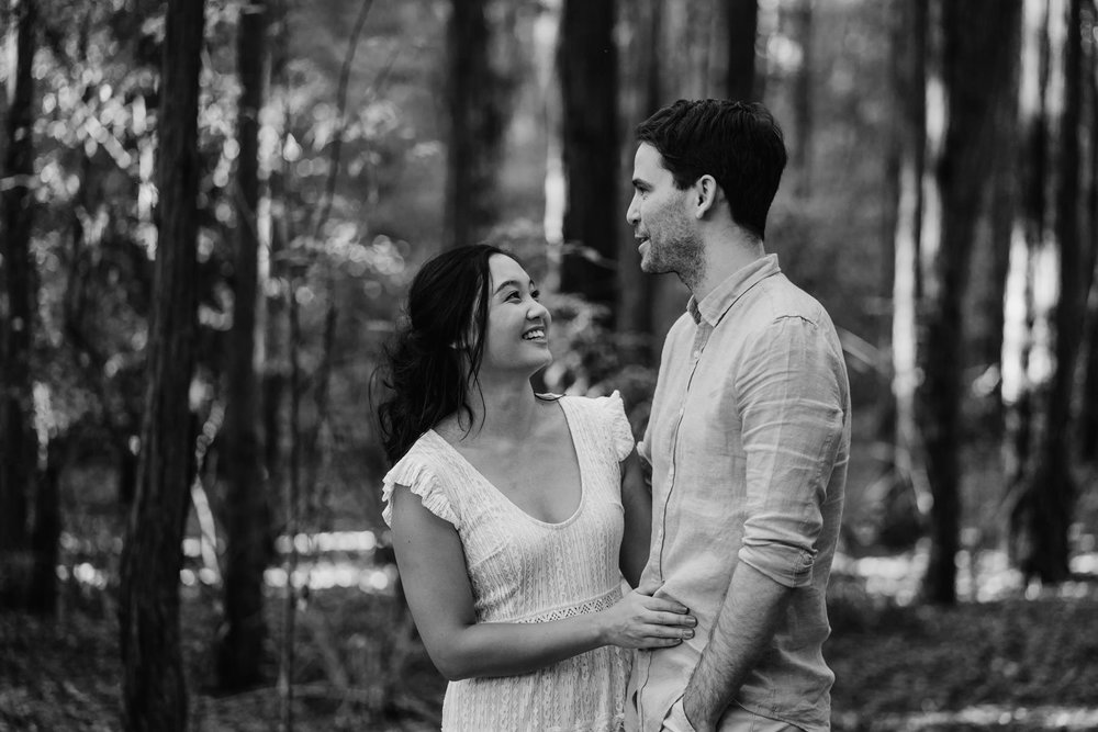 Watagans Pine Forest Engagement Shoot Hunter Valley 13