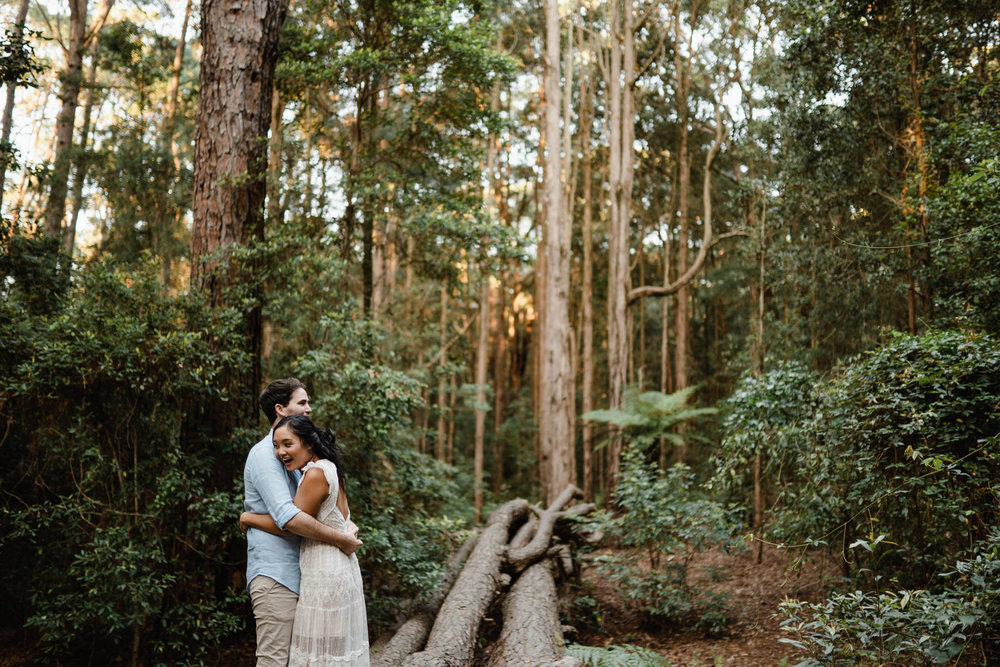 Watagans Pine Forest Engagement Shoot Hunter Valley 20