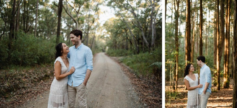 Watagans Pine Forest Engagement Shoot Hunter Valley 29