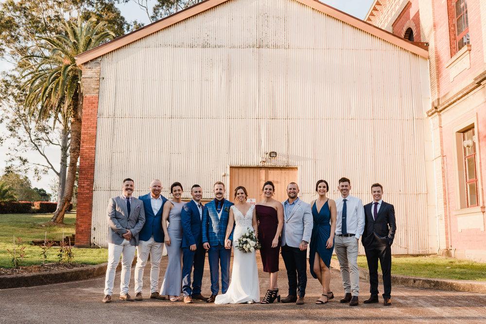 Walka Water Works Wedding Hunter Valley Wedding Photographers 42