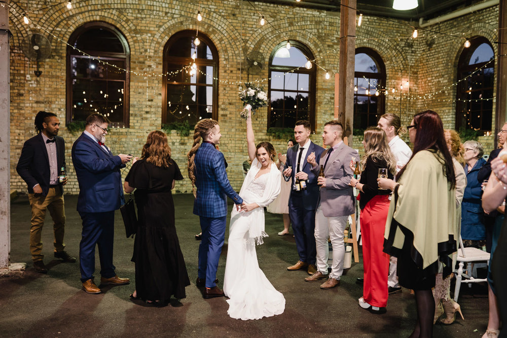 Walka Water Works Wedding Hunter Valley Wedding Photographers 62