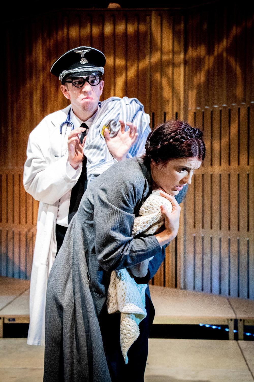 Dr. Rudi with Hanna