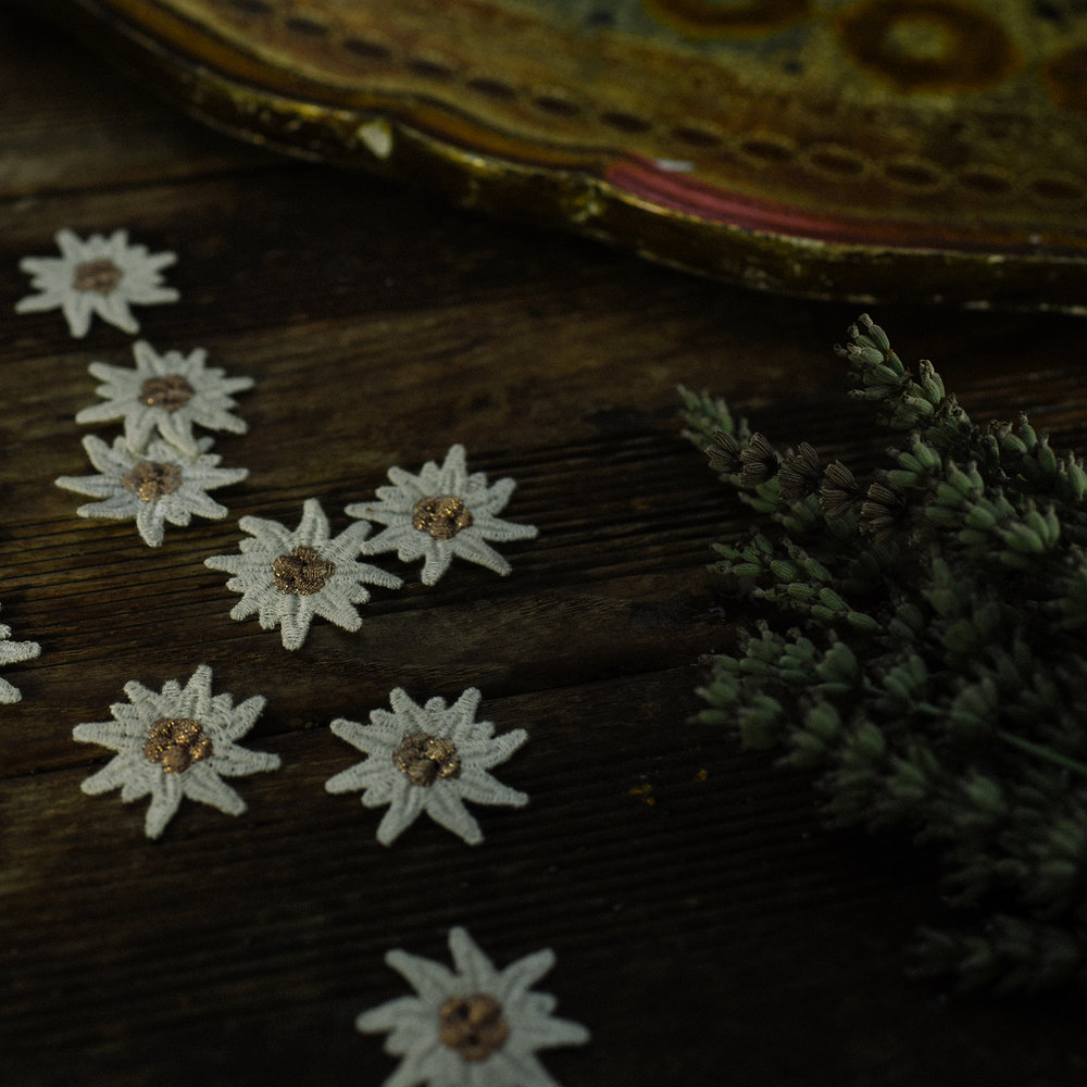 Edelweiss Embroidery