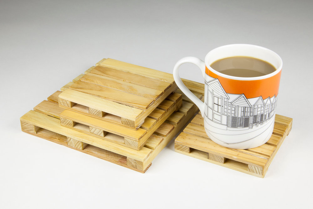 Pallets from pallets