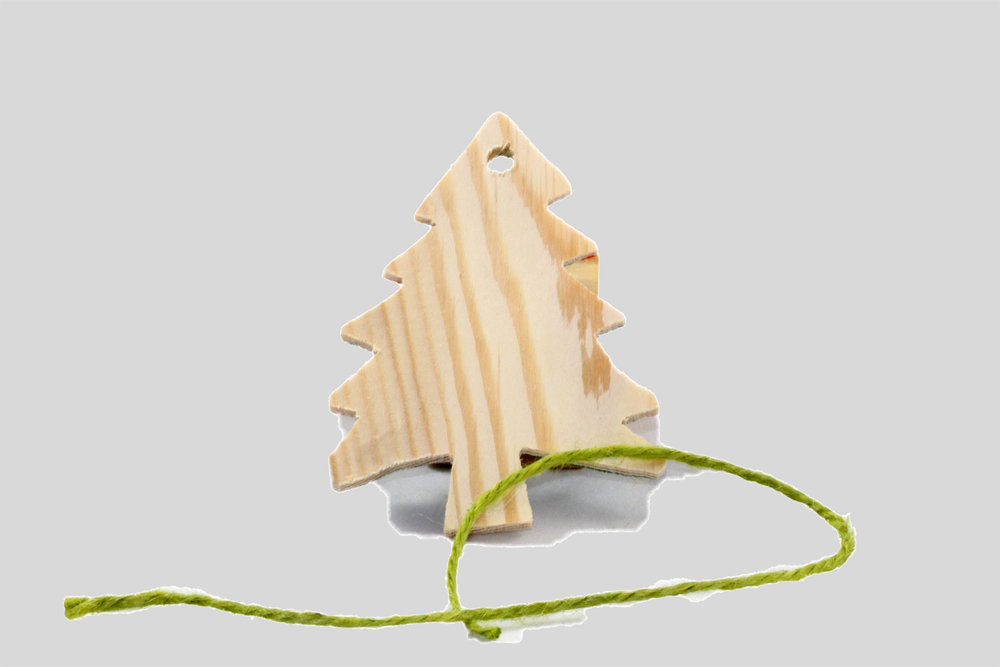 Make your own Christmas decorations [Tree]