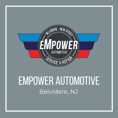 eMpower Automotive - eMpower Automotive is a premier service, repair, and performance modification facility located in scenic Belvidere, NJ. They specialize in BMW diagnostics, repairs, and services ranging from oil changes to in depth performance modifications. eMpower Automotive is our premiere choice for mechanical work. Click on the image to learn more.