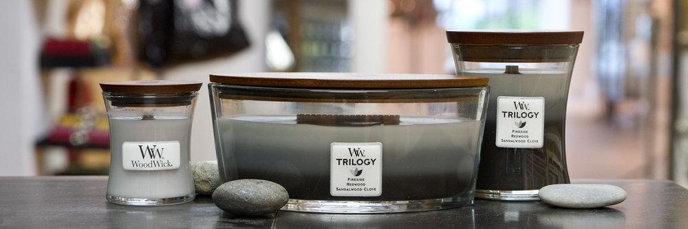WoodWick - Natürliche Duftkerzen mit Holzdochten
