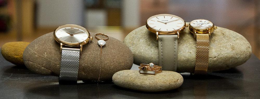 Cluse - Uhren und Schmuck aus Amsterdam
