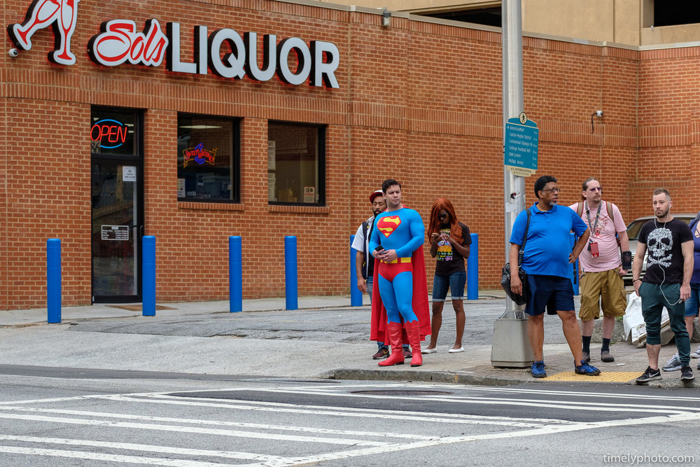 Superman Liquor