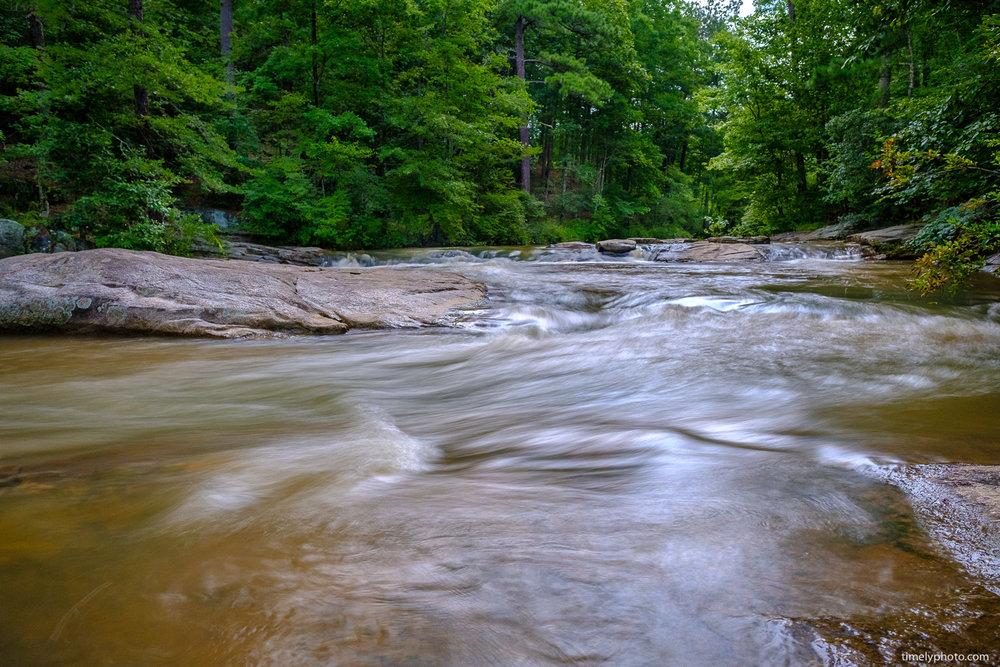 Swirling River. ISO 1600 | 16mm | f/5.0 | 0.8 sec