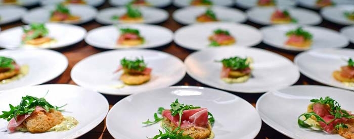 Catering at Apton Hall -