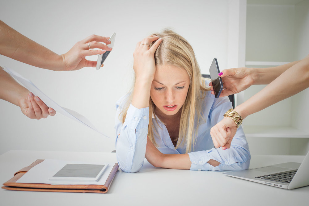 When digital stress has taken over your company - Service agreements for companies and organisations