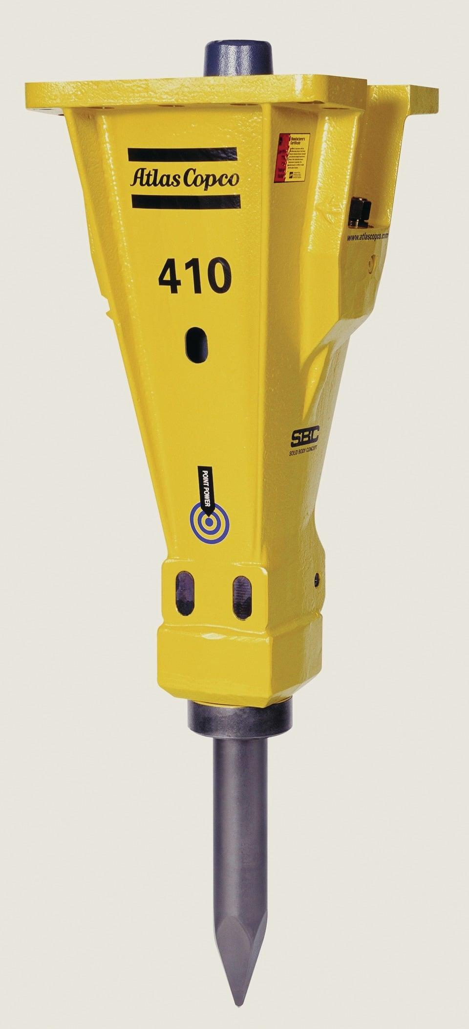 Atlas Copco SBC410