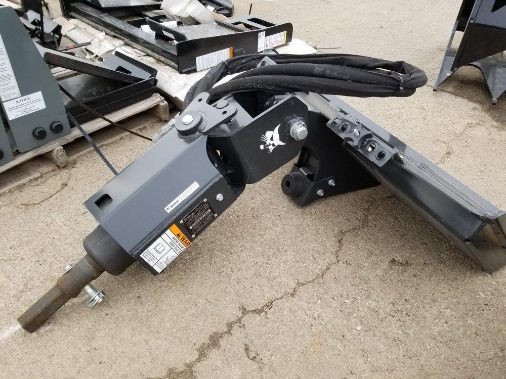 "Bobcat 15C - Hydraulic Braker 12"""