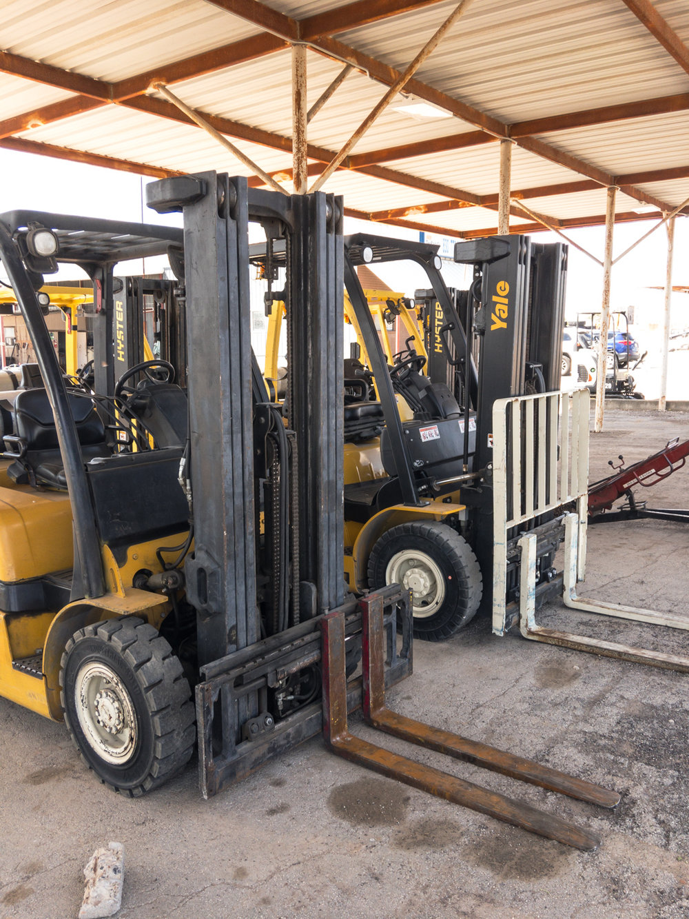 Forklift total olutions