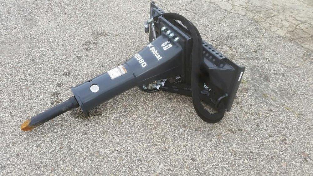 Bobcat HB980 - Hydraulic Braker