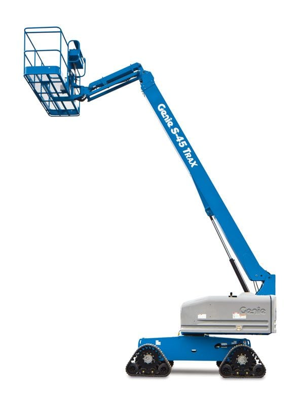Genie S40 - Straight boom manlift 40'