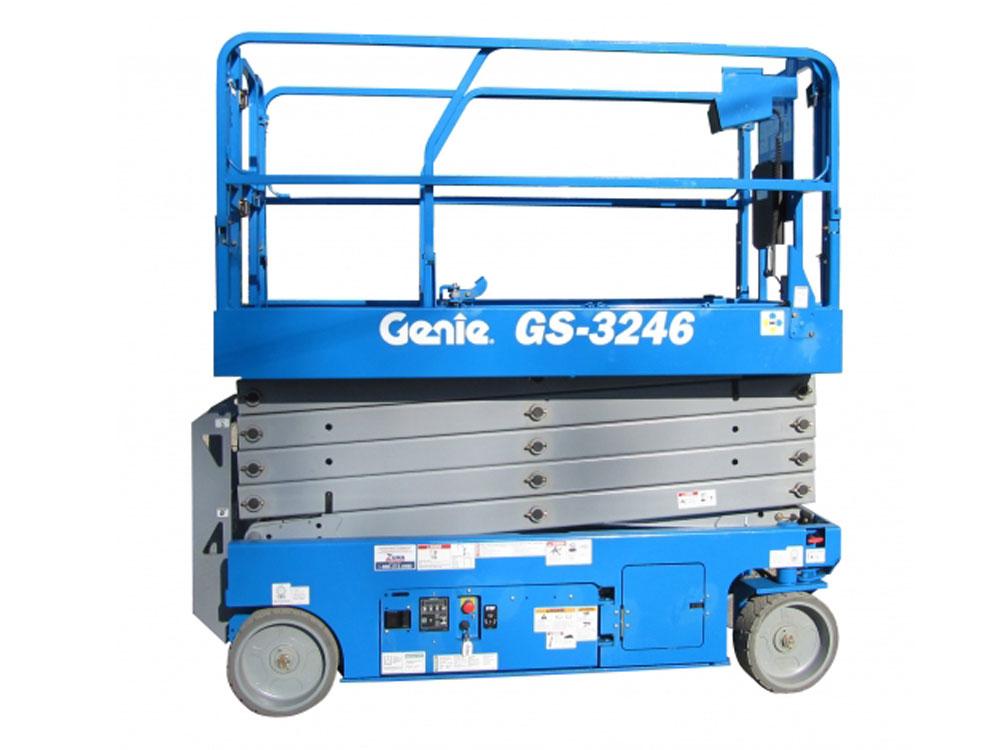Genie GS3246 - Scissor lift 32'